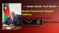 Ahıska Türklerinin Sürgün Folkloru