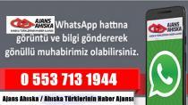 Ajans Ahıska'ya WhatsApp'tan yazın, yayınlayalım!