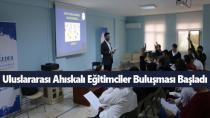 Uluslararası Ahıskalı Eğitimciler Buluşması Başladı