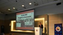 Ahıska Türkü akademisyenler İstanbul'da bir araya geldi