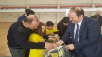 TİKA'dan Gürcistan'daki otistik sporcu çocuklara destek