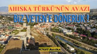 AHISKA TÜRKÜ'NÜN AVAZI BIZ VETEN'E DÖNERUK !