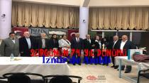 Sürgünün 74. Yıl Dönümü İzmir'de Anıldı