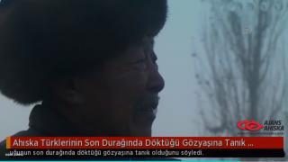 Ahıska Türklerinin Son Durağında Döktüğü Gözyaşına Tanık Oldum
